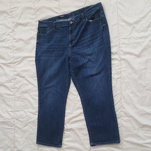 Simply Vera,  Vera Wang Capri Jeans